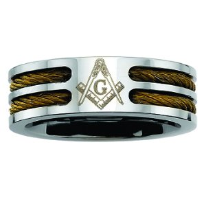 Masonic Ring MAS1423