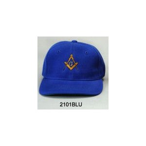 Masonic Ball Cap #2101BLU