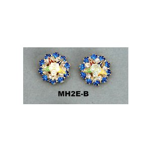 O.E.S. Earrings MH2E-B