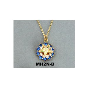 O.E.S. Necklace  MH2N-B