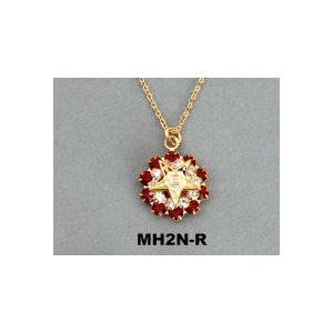 O.E.S. Necklace MH2N-R