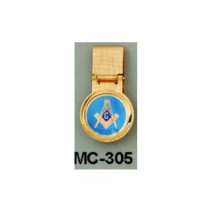 Money Clip Masonic MC-305