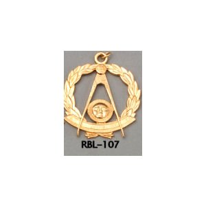 Past Master Collar Jewel RBL-107