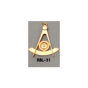Past Master Collar Jewel RBL-31