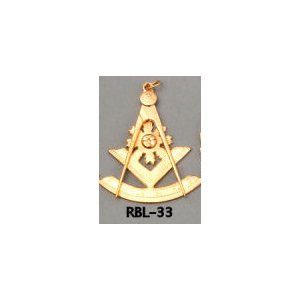 Past Master Collar Jewel RBL-33