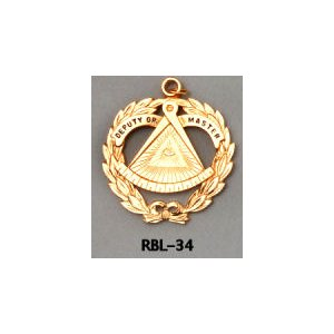 Deputy Grand Master Collar Jewel RBL-34