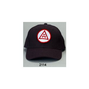 York Rite Ball Cap Royal Arch  #2114